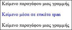 Διάκριση στοιχείων html box
