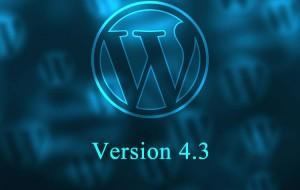 Έκδοση WordPress 4.3