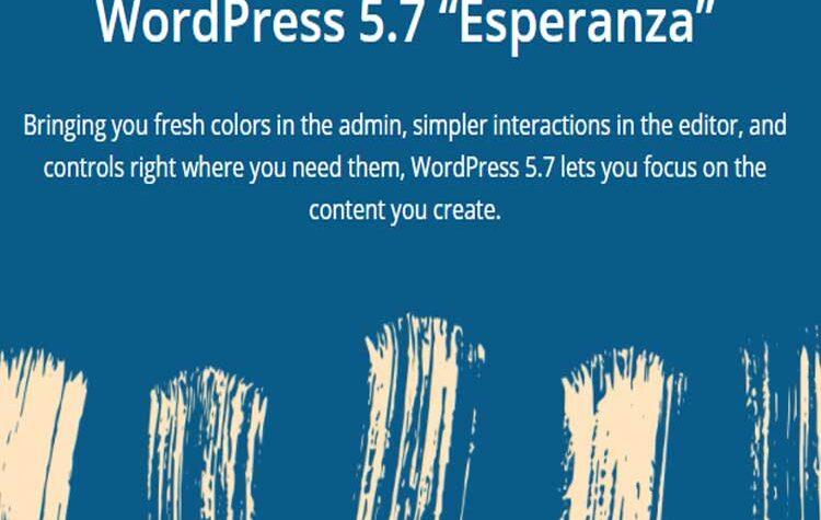 ekdosi-wordpress-5-7