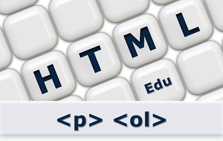 html distance o ol