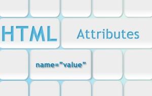 ιδιότητες ετικετών html