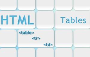 Πίνακες html