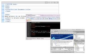Πως γράφουμε html κώδικα