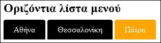Στυλ λιστών με CSS menu